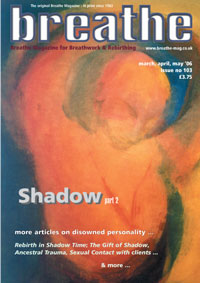 Issue 103 - Shadow (Part 2)