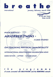 Absorbed Twins & Physical Immortality