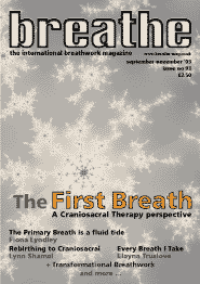 First Breath & Craniosacral Therapy